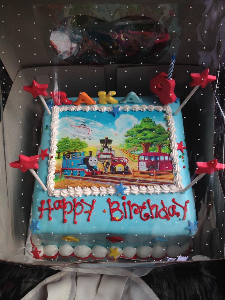 raka's birthday cake from natasha cakes