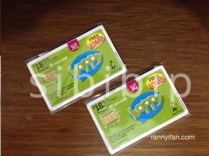 Starhub Happy 3G MicroSIM