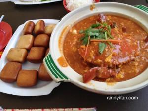 Chili Crab & Mantou