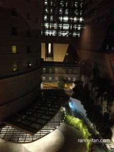 View Rendezvous Hotel pas malem