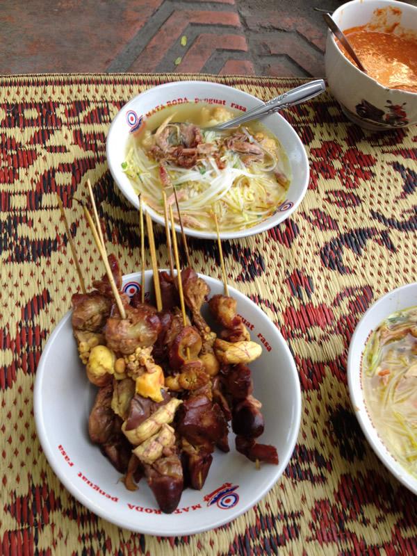 Soto Ayam Pak Gareng